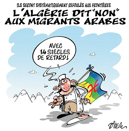 "Humour ""Barbares"""
